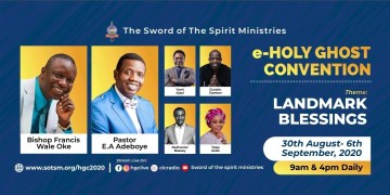 E-Holy Ghost Convention