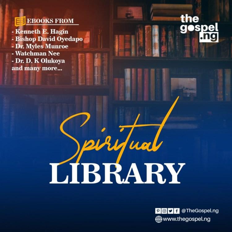 Spiritual Library - TheGospel.NG