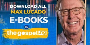 MAX LUCADO ebooks