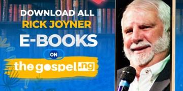 Rick Joyner eBooks