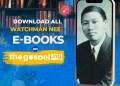 Watchman Nee eBooks