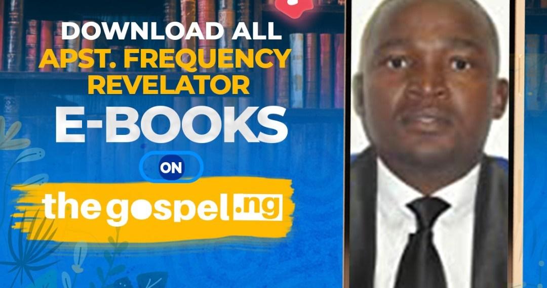 Frequency Revelator Books