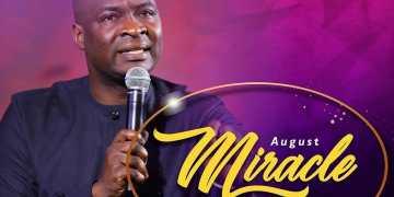 Koinonia Abuja August 2021 Miracle Service sermon