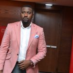 John Dumelo reveals why he joined NDC