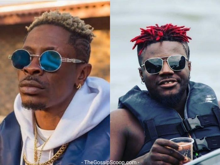 Shatta Wale Is HIV Positive According Pope Skinny