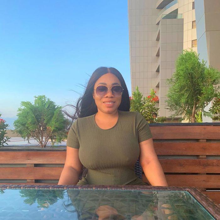 No bra photo of Moesha Buduong goes viral