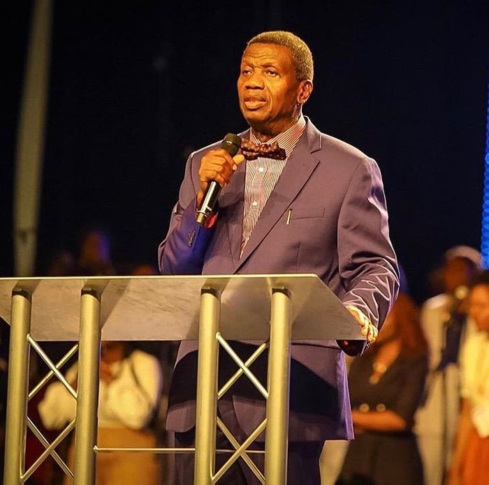 I recently had an encounter with Angels in Heaven - Pastor Adeboye