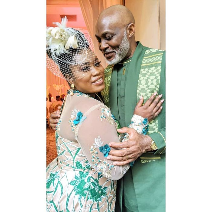 RMD ties the knot with Lydia Forson