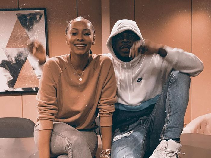 Stonebwoy collaborates with Keri Hilson
