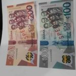 Bank Of Ghana Releases New 100 And 200 Ghana Cedi Notes