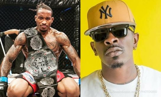 Year Of Return: Popular American Wrestler, Bubba Jenkins Is Coming To Ghana Because Of Shatta Wale