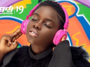DJ Switch wins Best DJ Award at 2019 Ghana DJ Awards