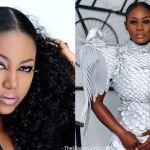 Yvonne Nelson badmouths Nana Akua Addo