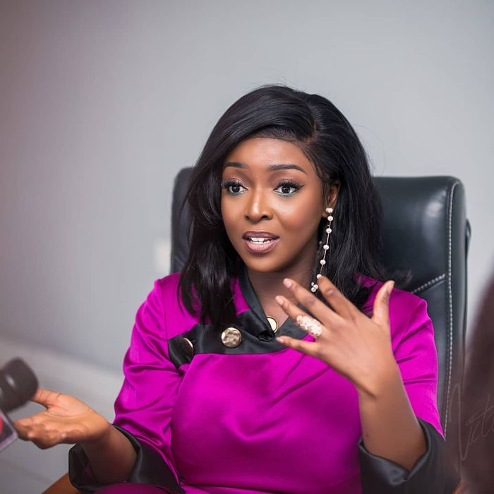 Yvonne Okoro Delivers Heavy Rap Punchlines On Her Birthday