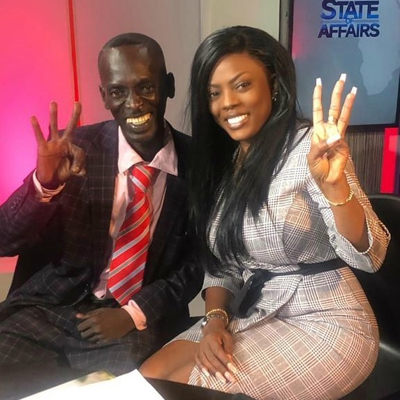 Hon Aponkye Deceives Nana Aba Anamoah, GhOne TV & The Media; He Actually Lost The Assemblymen Elections