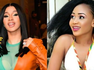 Akuapem Poloo Likely To Join Cardi B In America Soon