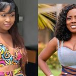 Efia Odo 'Blames' God For Throwing 'tangerines' On Her Chest & Blessing Nana Aba Anamoah With 'Watermelons'
