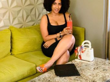 Juliet Ibrahim Says She's Ready To Love Again & Probably Get Another Broken Heart
