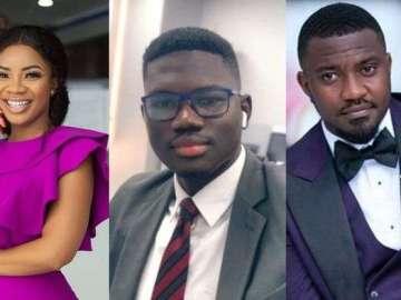 "Serwaa Amihere, John Dumelo & Other Ghanaian Celebrities Hurriedly Join ""Oswald Bet Tips"" Telegram Group"