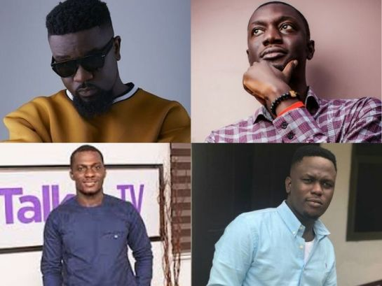 """Sarkodie Is Suing 3 Bloggers For Leaking His """"Black Love"""" Album"""