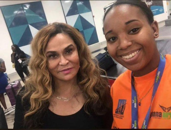 "Beyoncé's Mother, Tina Knowles Joins Her In Ghana For ""Year of Return"""