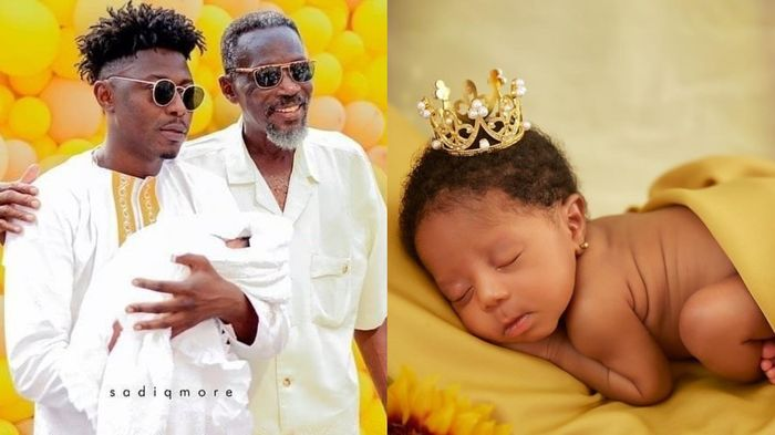 Killbeatz Posts Photos Of His Adorable Baby Girl With Baby Mama