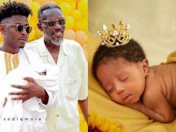 Killbeatz Posts Photos Of His Adorable Baby Girl With Baby Mama