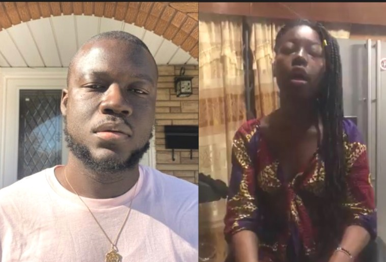 Ghanaian Poet, Mutombo Hurt After 'Year Of Return' Girl Left A Hotel He Booked & Paid For Without His Knowledge