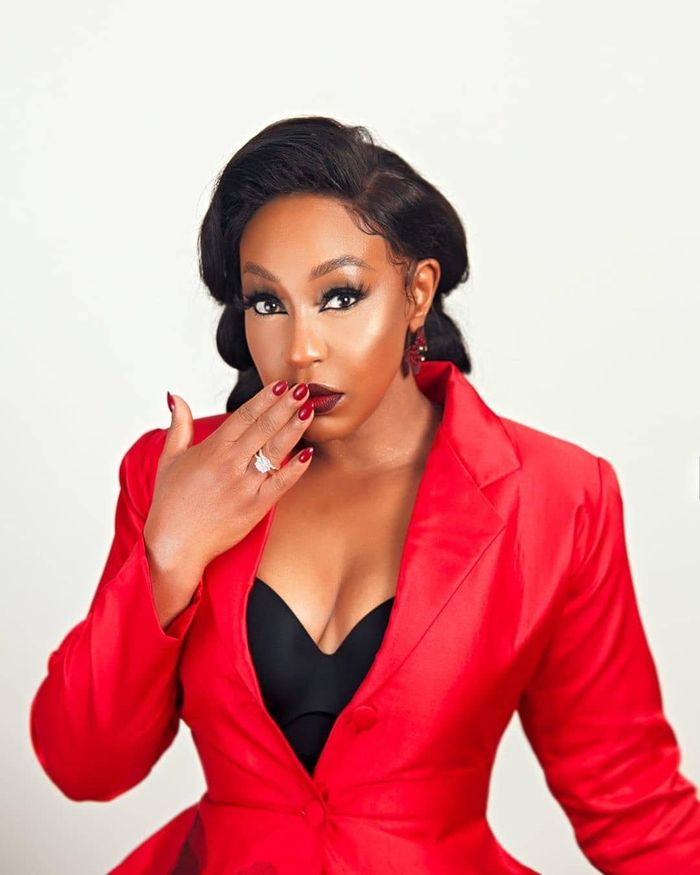 Rita Dominic Says A Zoo Is Better Than Nigeria