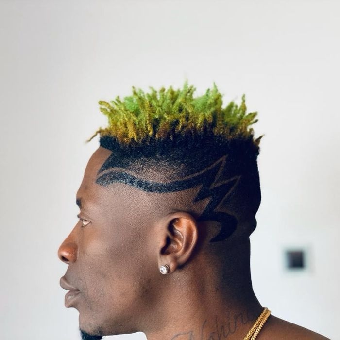 Shatta Wale's 2020 Hairstyle Catches The Attention Of Fans