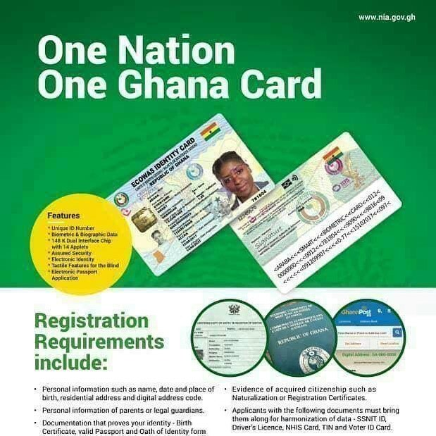 Ghanaians Captured Sleeping In The Street Just To Register For Ghana Card─What A Country!