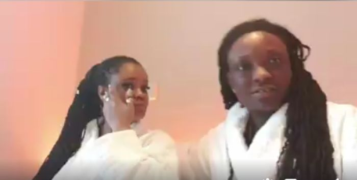 Ghanaian UK-based Lesbian Couple Celebrates Their Love On Val's Day