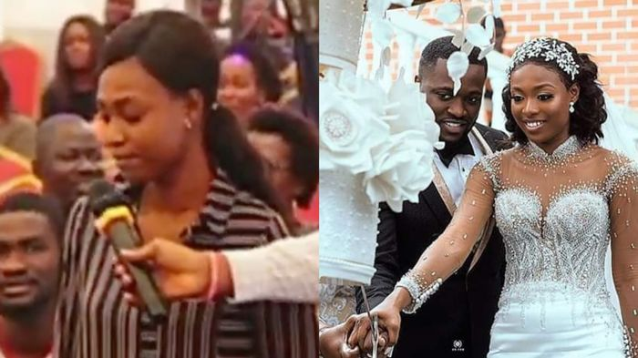 Tracy's Lavish Wedding To Despite's Son, Kennedy, Was Prophesied By A Man Of God