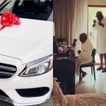 Medikal Buys Brand New Mercedes Benz For Fella Makafui Ahead Of Their White Wedding