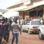 Stubborn Kumasi-based Pastor Arrested For Holding A Church Service Against President Akufo-Addo's Order