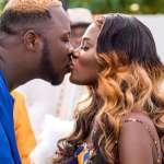 First Videos From Medikal & Fella Makafui's Honeymoon Hit Social Media