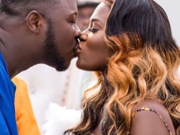 First Videos From Medikal & Fella Makafui's Honeymoon Hit Social Media