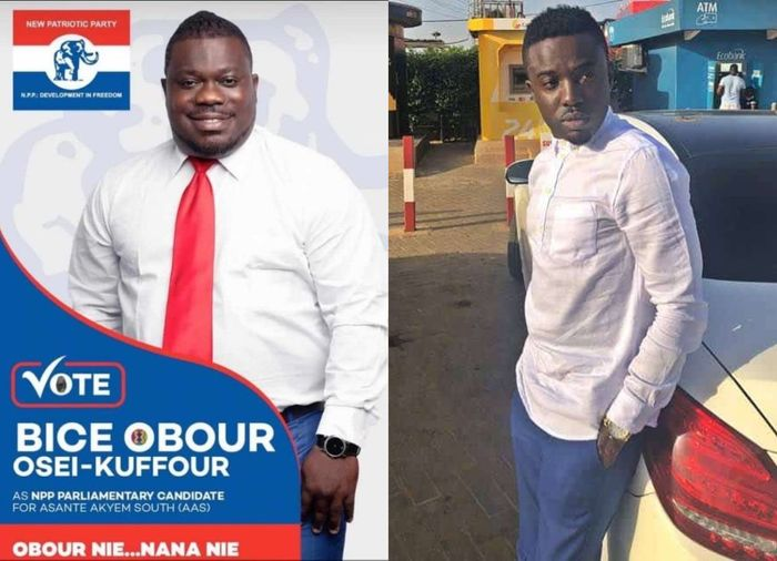 Criss Waddle Asks Ghanaians Not To Vote For Obour Because He's A Stomach Politician