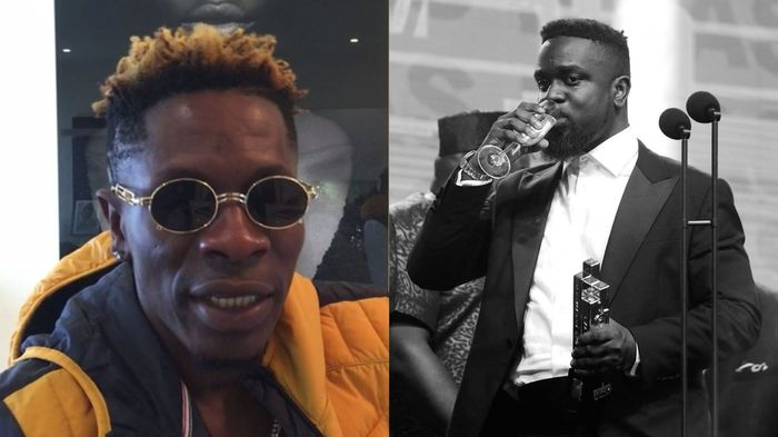 Sarkodie Paid Hungry & Broke Shatta Wale Ghc200,000 For MC'ing His Rapperholic Concert In 2017