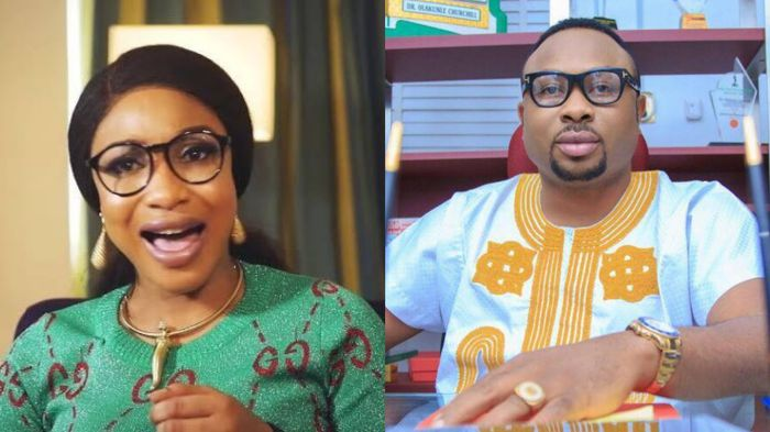 Tonto Dikeh & Ex-husband, Churchill, Are Yet To Get Over Their 6 Months Of Messy Marriage