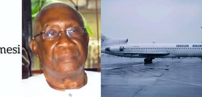 Founder of Nigeria's Sosoliso Airlines, Ikwuemesi Has Died Of Coronavirus In The UK