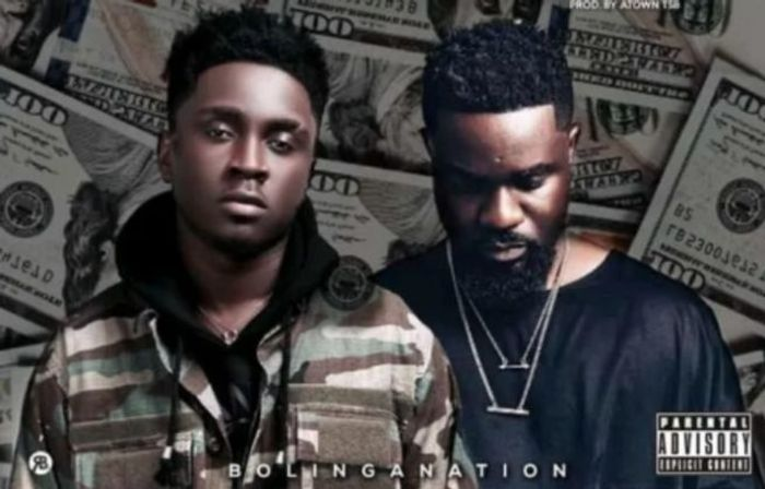 Kweku Smoke Becomes A Foolish Kid As Sarkodie Snubs Him For Dissing Shatta Wale & Others To Please Him