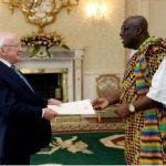Ghana's High Commissioner To UK, Papa Owusu Ankomah, Has Tested Positive For Coronavirus
