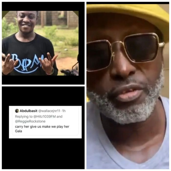 Reggie Rockstone Goes Mad & Vows To Cut Off Head Of SM Fan Who Threatened To Gang-rape her Daughter
