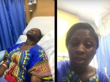 Princess Shyngle Weeps After Losing Her Baby Through A Miscarriage