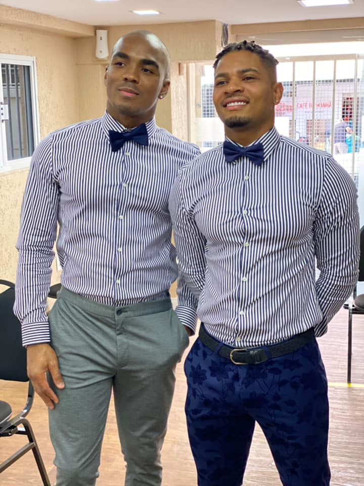 Popular Gay Couple, Kyle Goffney And JP Charles Happily Get Married Amid COVID-19 Pandemic