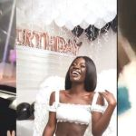 Popular SnapChat Slay Queen, Dulcie Boateng And Friends Defy Lockdown Orders To Throw A Birthday Party With A Police Escort