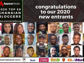 These 5 Names On Avance Media's List Of 2020 Top 50 Ghanaian Bloggers Make The Whole List Rubbish And Shitty