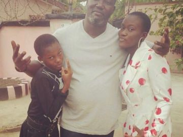 Photo Of The Late Bishop Bernard Nyarko And His 2 Beautiful Daughters Goes Viral