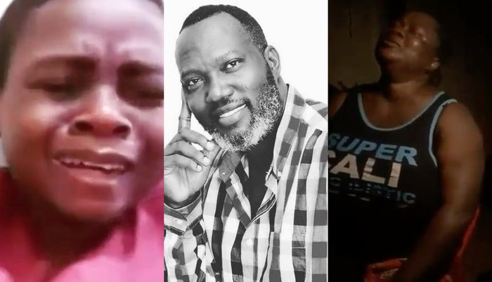 Yaw Dabo, Lil Win And Mercy Asiedu Weep Bitterly Over The Death Of Bishop Bernard Nyarko